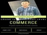 Commerce class english medium for grade 10 and o/l
